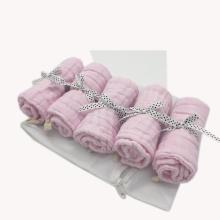 Wholesale 6 Layers Muslin Baby Hand Towel Muslin Face Cloth