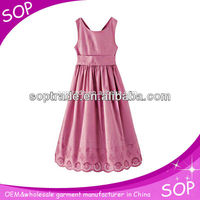 wholesale kids clothes and dress for children's prom gown long puffy fancy dress 2013