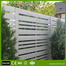Security and decorative fence panels for landscape building