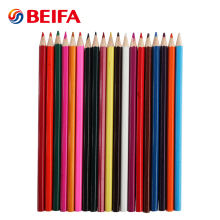 Beifa Brand MC0009 Multi colored Student Painting Standard Wooden Color Pencil Set
