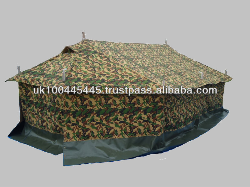 Double Fly Accomodation Military Tent