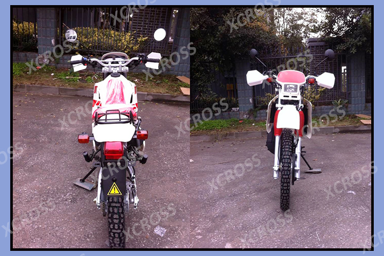 DT125R Chinese Motorcycle 200cc motorcycles 200cc Motorbike 200cc Dirt Bike motocicletas Chinas For Sale Cheap Monster200