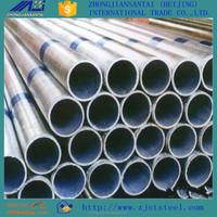 GB/T3094-2000 q345 Schedule 80 Galvanized Steel Pipe