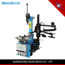 GTseries RoadBuck newest used high quality CE approved tyre changer machine mobile repair equipment