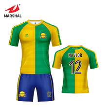 great demand the newest style dry fit customized soccer uniforms for group