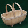 Promotion cheap wicker baskets for sale