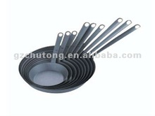 Iron frying pan of West Germany style/restaurant,hotel,home supplies