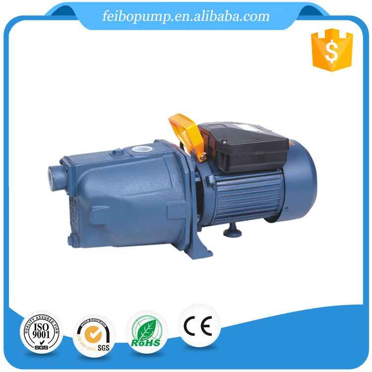 220v 0.5 hp single phase domestic small electric water jet pump manufacturer price