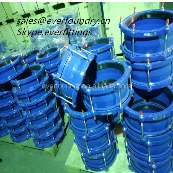 Ductile iron flexible mechanical joints