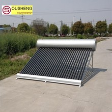 Compact pressurized solar water heating panel price