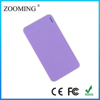 Z-407 Best portable travelling partner power bank USB charger for smartphones