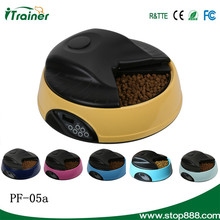 2017 New Pet Products Programmable Dog Auto Feeder