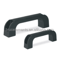 Plastic Bridge Handle with through bore BK38.0118