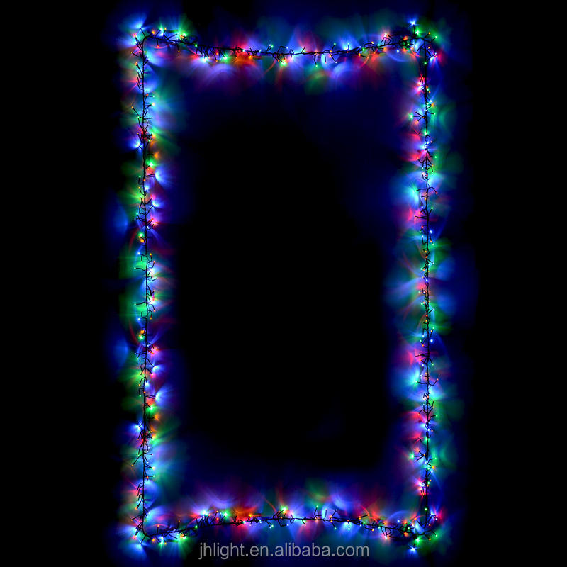 Led lights set indoor outdoor buy 360 480 multi coloured christmas