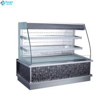 Sandwich Display cooler showcase for Bakery