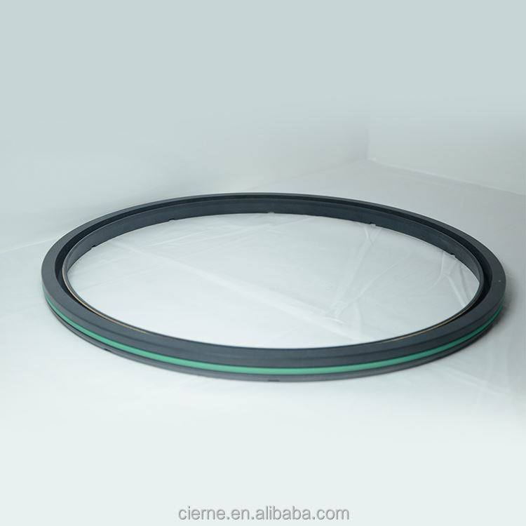 Popular Hydraulic Rotary Shaft Graphite Filled Ptfe Rod Seal
