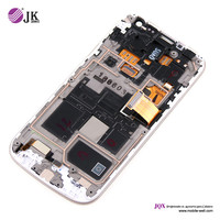 Original mobile phone spare parts replacement for samsung galaxy s4 mini lcd