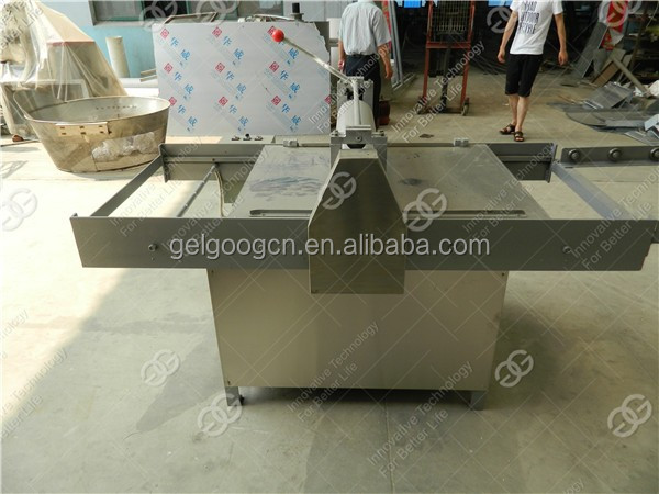 Granola Bars Molding and Cutting Machine/Nougat Pressing and Cutting Machine