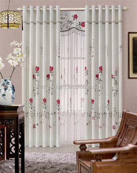 Cheap Elegant Living Room Curtains From Chinese
