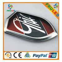3d chrome logo chrome car emblems and names