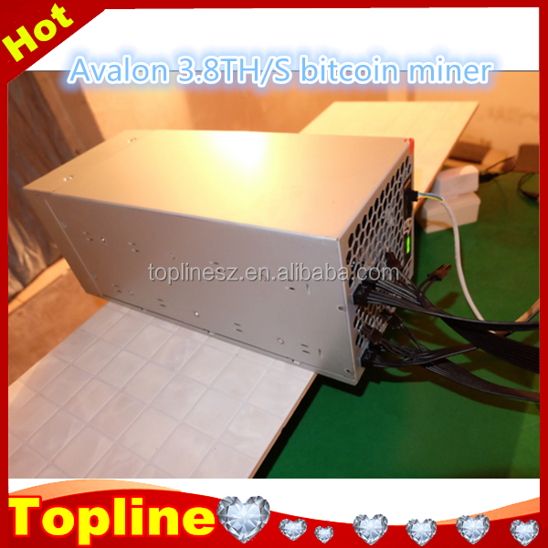 new arriving in stock AVALON A6 3600gh/s BTC miner bitcoin mining machine SHA256 miner