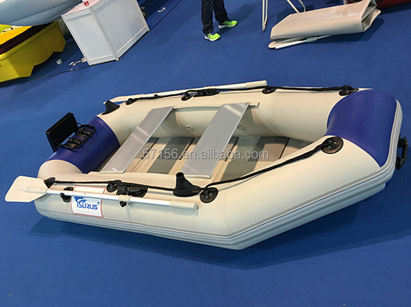 Cheap Folding Inflatable Fishing Boat with CE