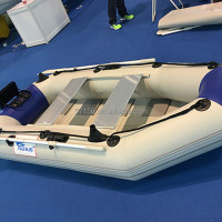 Cheap Folding Inflatable Fishing Boat With