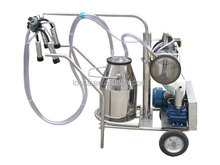 High Quality Electric Single Cow Portable Milking Machine