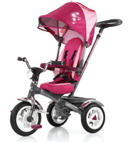High-end Fashion Baby Stroller Tricycle with roof and sunshadow