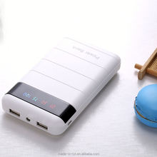 external power bank for laptop portable powerbank gift set emergency use solar mobile charger