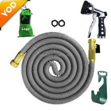 Amazon hot sale factory water hose attachments colorize garden hose