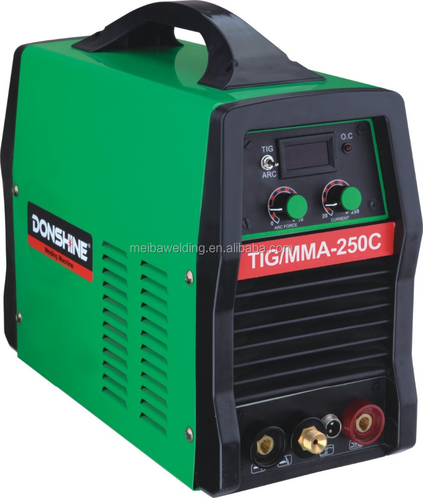DONSHINE MMA&IGBT TIG portable inverter welding machines
