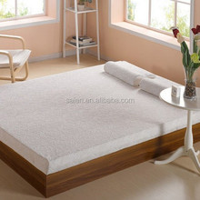 New products modern foldable bed floor mattress