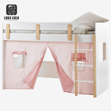 Youth Kids Teens Bedroom Bed curtain for children midheight bed