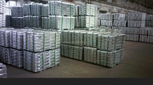 SHG Zinc Ingots 99,995% with cheaper price