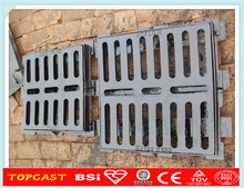 China supplier gully grating GGG50 EN124 foundry sale as per customer's requirement