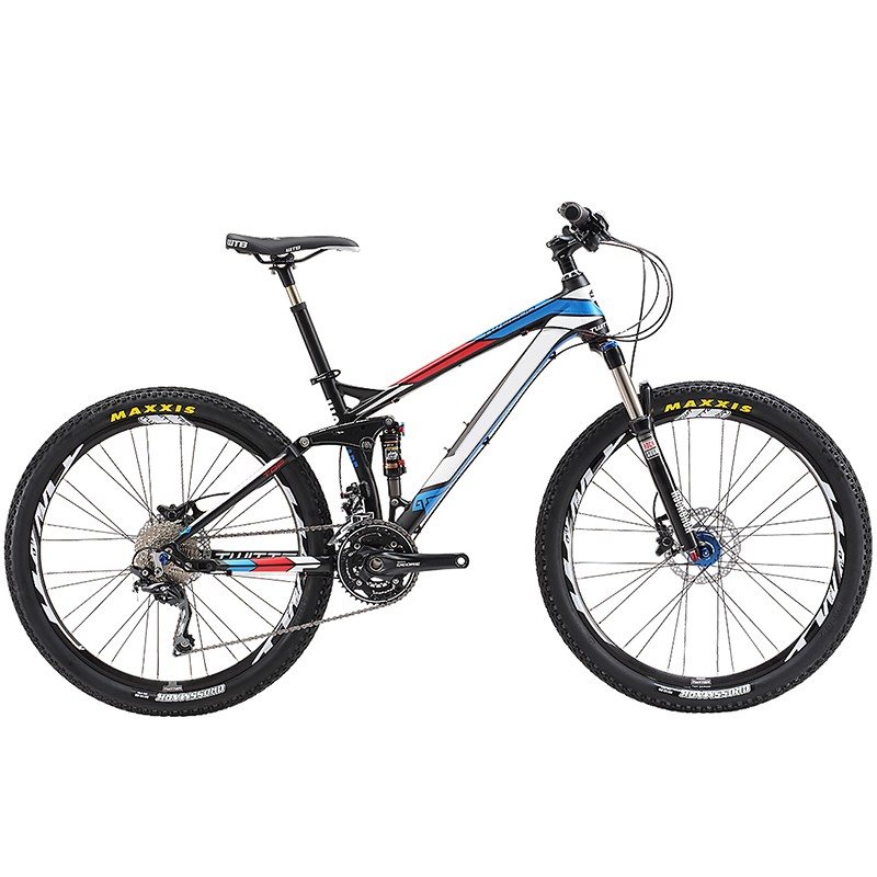 Cheap Chinese Downhill Full Suspension Mountain <strong>Bike</strong> On Alibaba