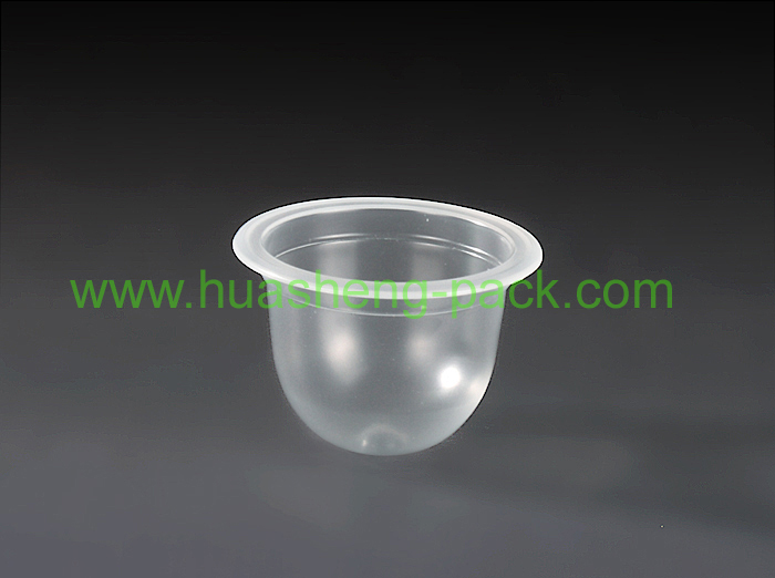 Free Sample High Quality 25ml Clear PP Plastic Disposable Jelly Cup