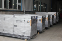 HongKong 60kva -1000kva Diesel New Original Generators Electric
