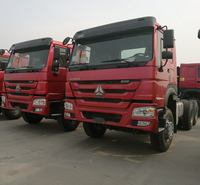 2015 HOT SINOTRUK HOYUN 4*2 Electronic Control EGR EURO 3 , Sinotruk howo 10 tires tractor truck/price mover
