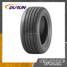 A2000 pattern Durun car tyres tire 185/70R14 with certificates