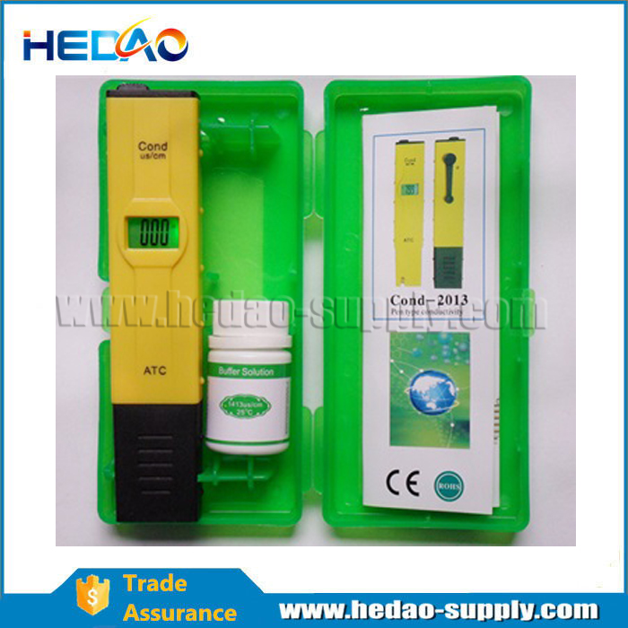Water Quality Tester EC Meter Digital Conductivity Meter