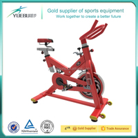 Dynamic exercise bike/indoor commercial racing bike/spin bike