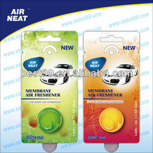 5ml membrane air freshener car air freshener hanging air freshener