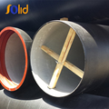 Weight of ductile iron pipe weight per meter k9 pipe