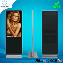 55 inch free standing 3g wifi full hd lcd monitor usb media player for <strong>advertising</strong>