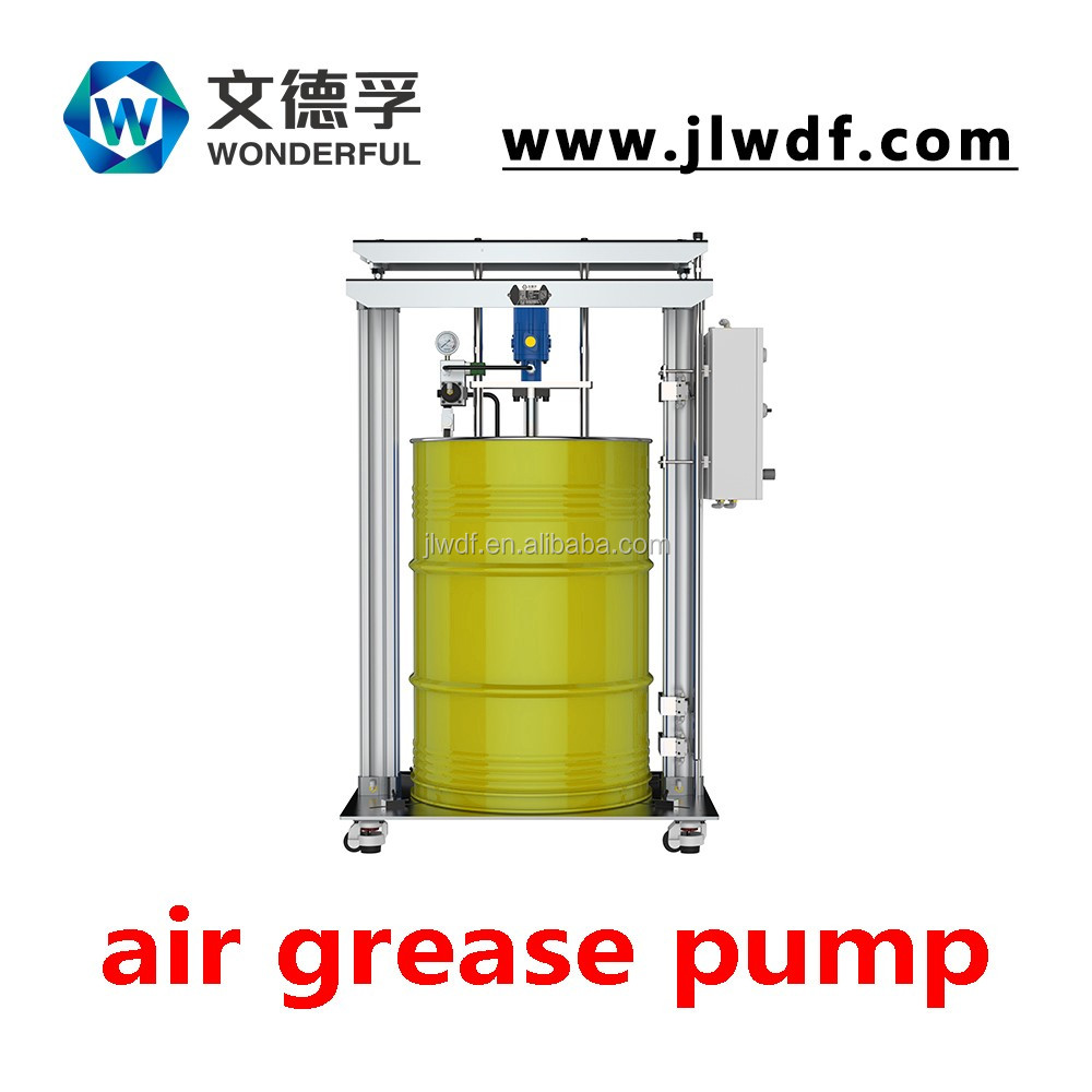 Pumping grease Lubrication Grease Pumps system