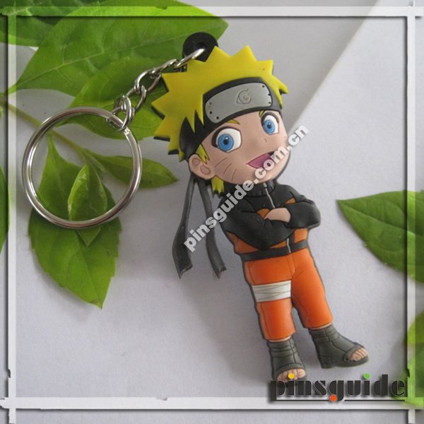 Soft PVC Keychain for Promotional