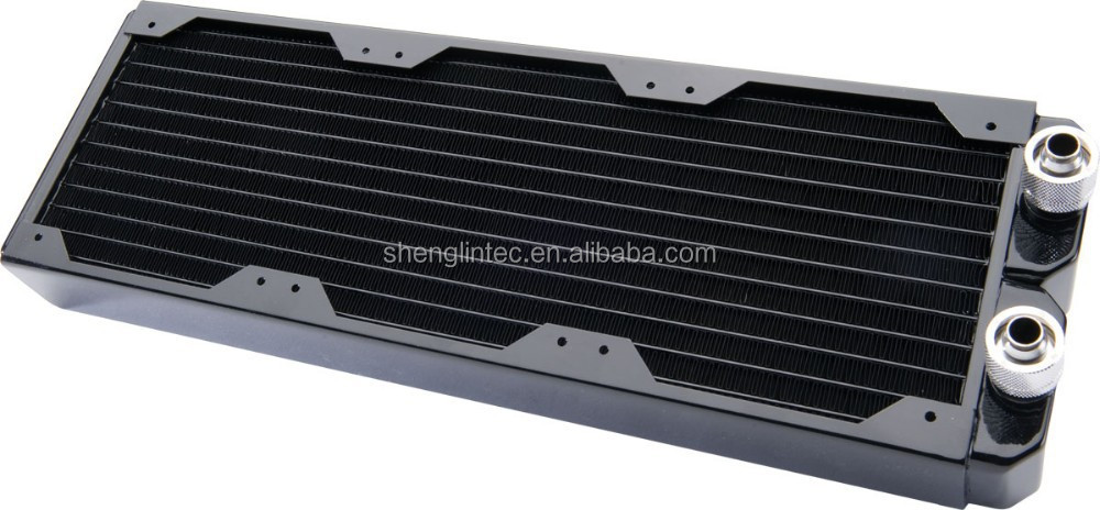 Радиатор для водяного охлаждения компьютера