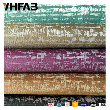 vietnam silk fabric/ polyester & silk fabric for curtain /sofa fabric